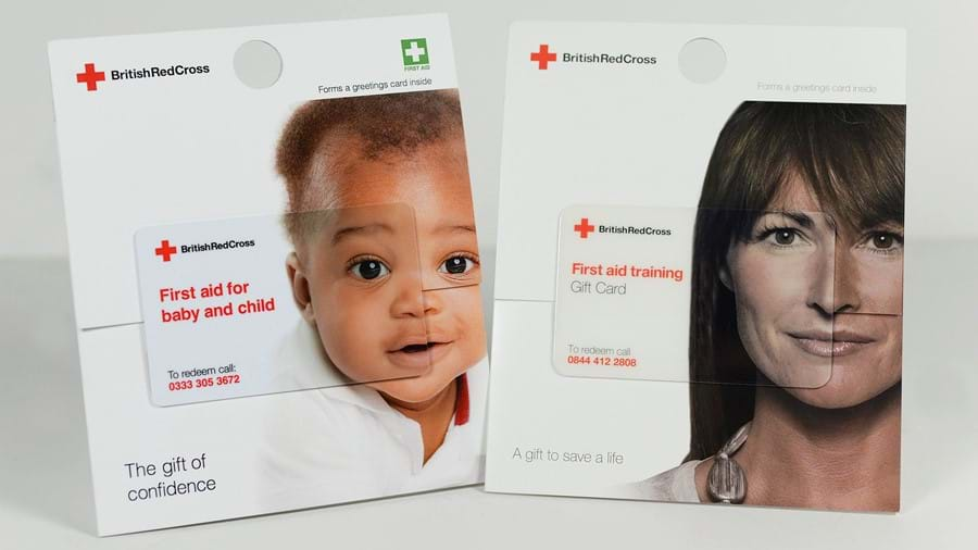First Aid Gift Cards