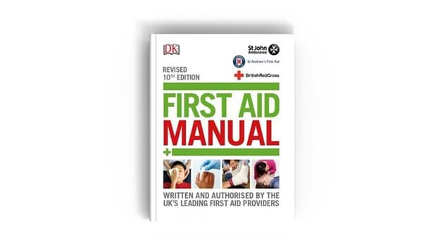 first aid manual web