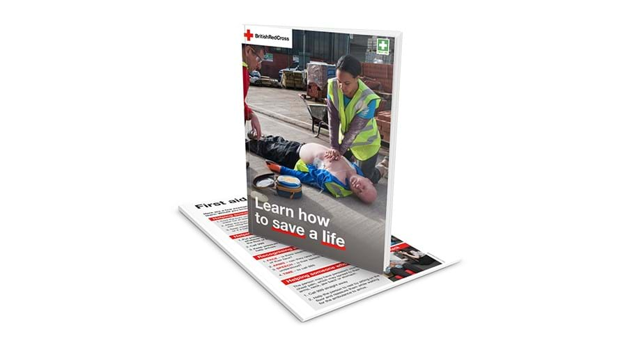 first aid skills pack web