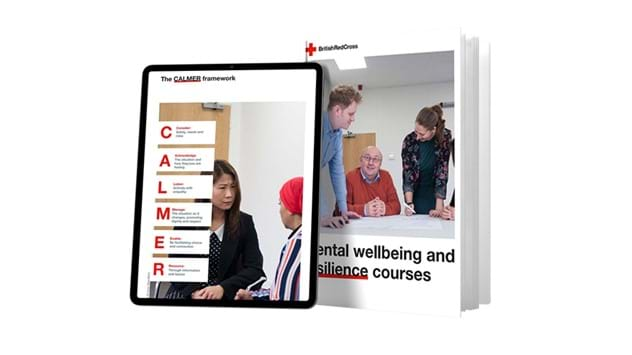 mental wellbeing course ipad